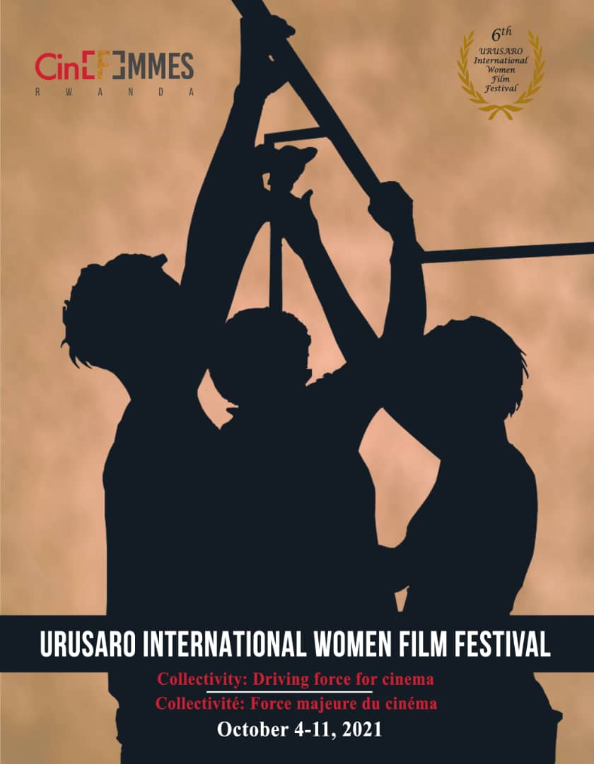 The 6th URUSARO International Women Film Festival's artwork is out!